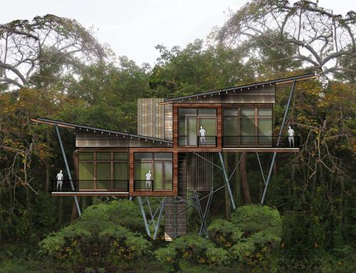 Mandarin Oriental Resort & Residences Treehouse Suites